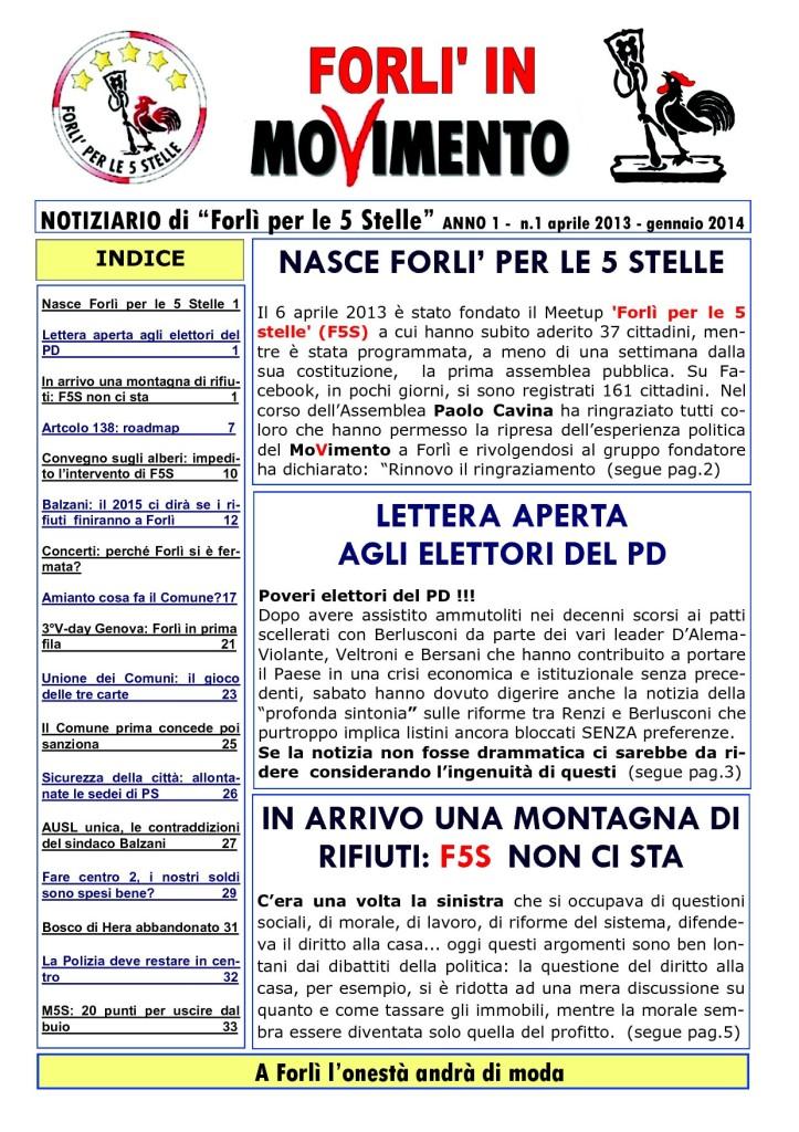 Notiziario-Forli-in-Movimento-Anno-1-n.1-aprile-2013-gennaio-201