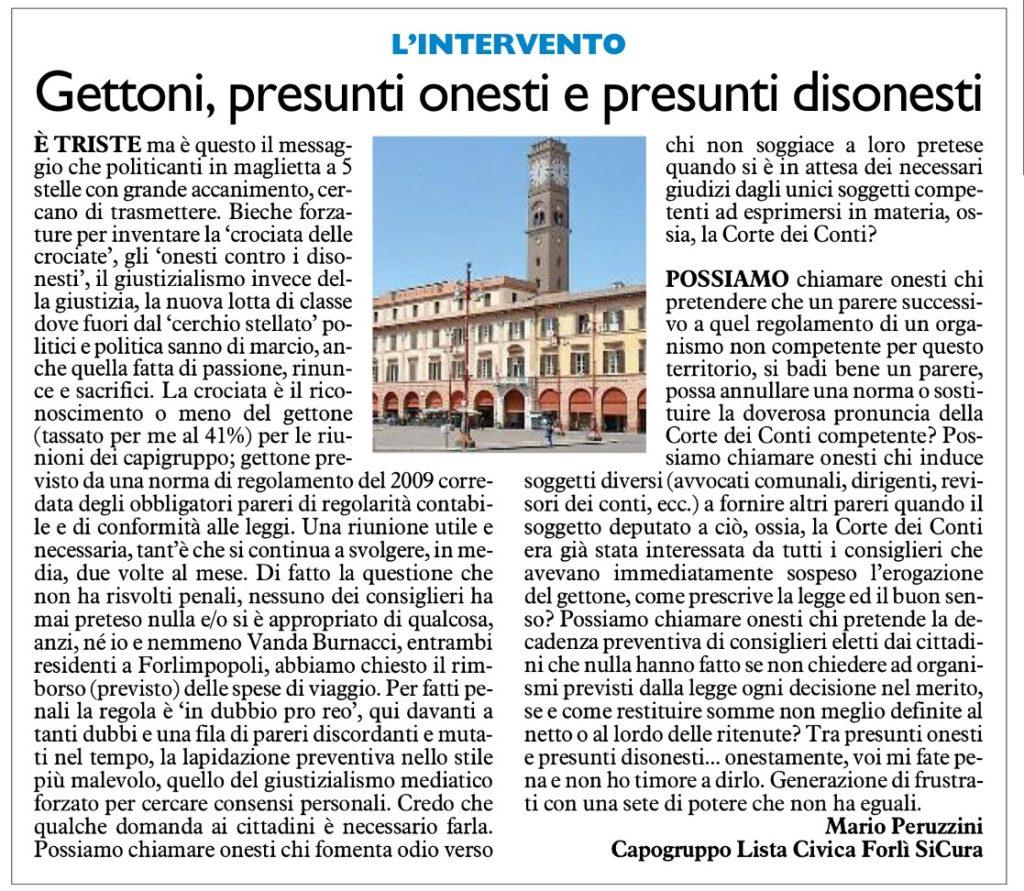 2018-03-15 - carlino - Peruzzini gettoni presunti onesti e presunti disonesti
