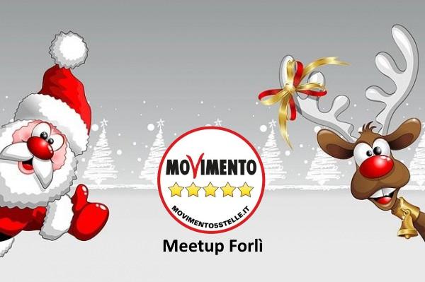 Immagini Natale Movimento.Babbo Natale Crede A Te Movimento 5 Stelle Forli Meetup Amici Di