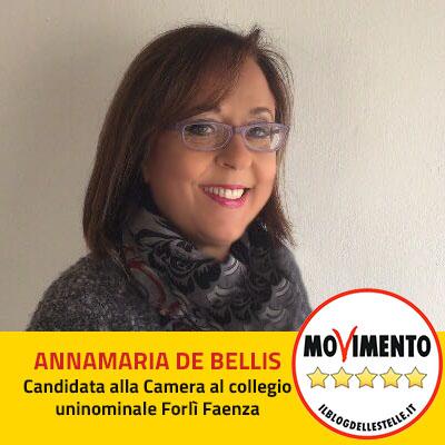 AnnamariaDeBellisM5S