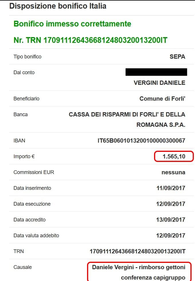 2017-09-11 bonifico vergini